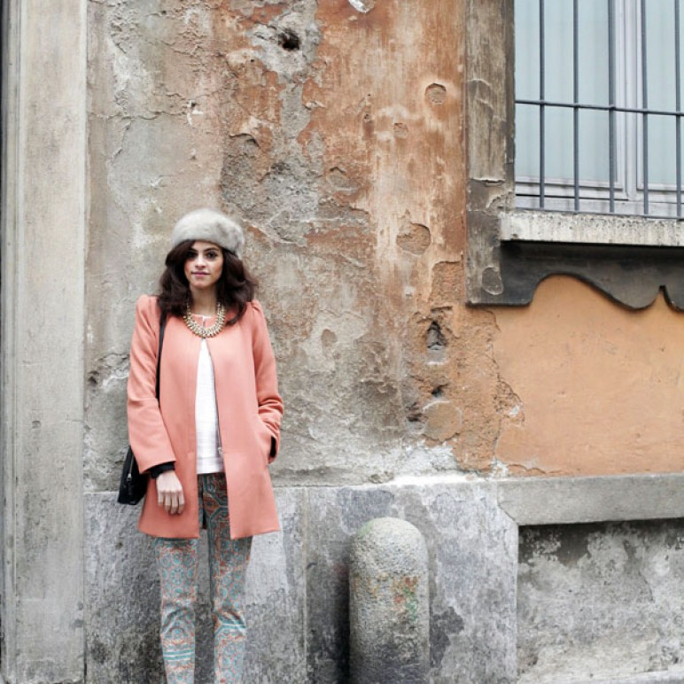 Milan Fashion Week – Outfit Day One