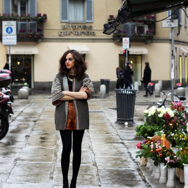Milan Fashion Week – Outfit Day 2
