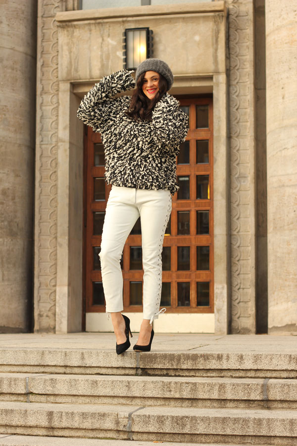 OOTD-isabel-marant-laced-up-white-leather-pants
