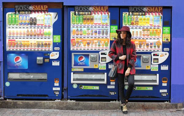 Tokyo – 自動販売機