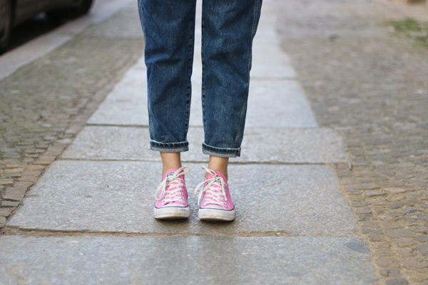 converse pink sneakers chuck taylor
