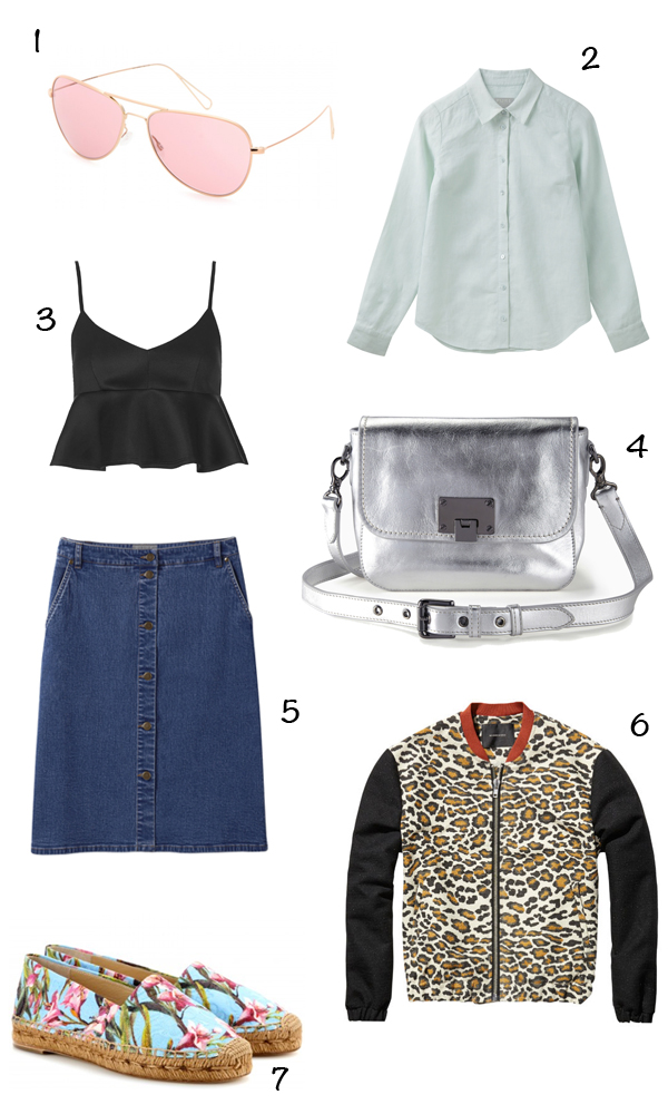 isabel marant daria sunglasses pure collection dolce gabbana espadrille floral print maison scotch leopard bomber