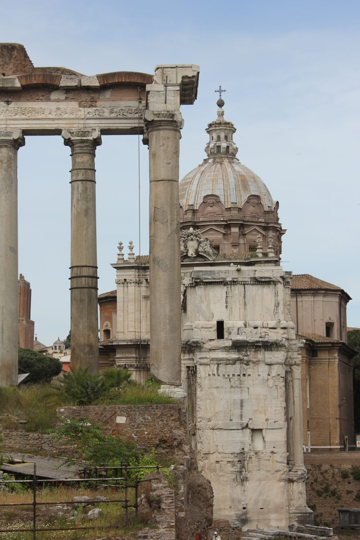 4 Days in Rome - Tips for Rome Architecture