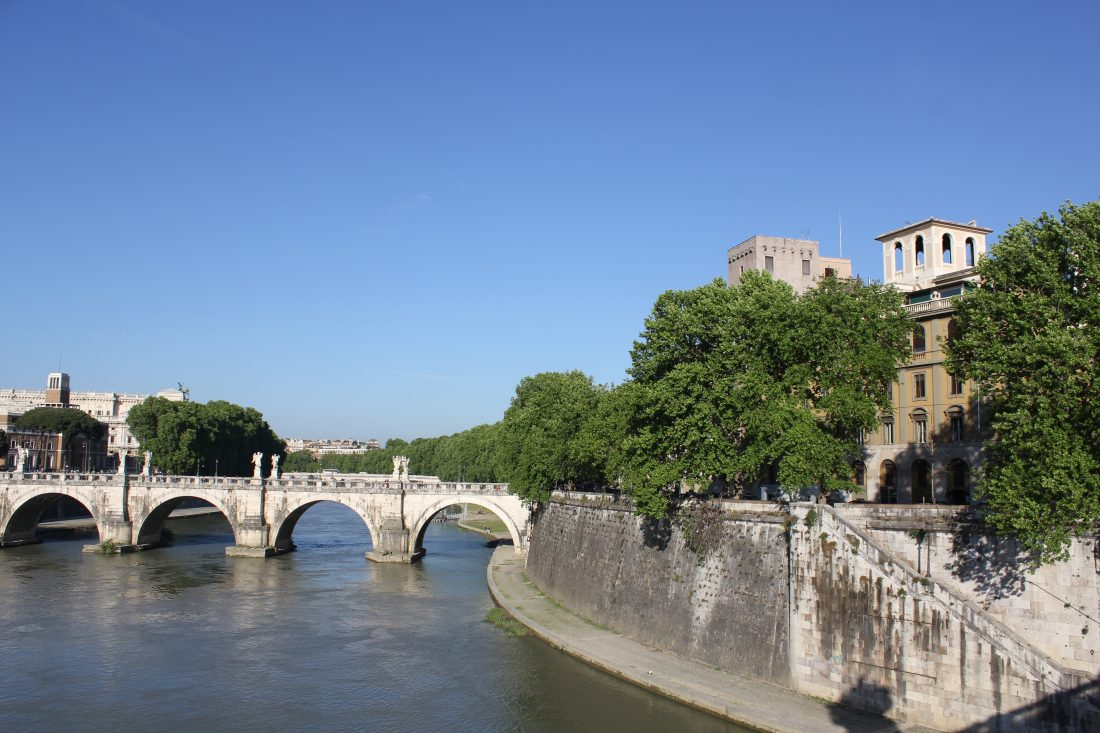 4 Days in Rome - Tips for Rome Ponte Sant Angelo
