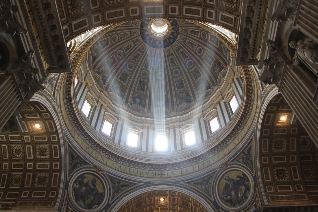 4 Days in Rome - Tips for Rome St Peter s basilica