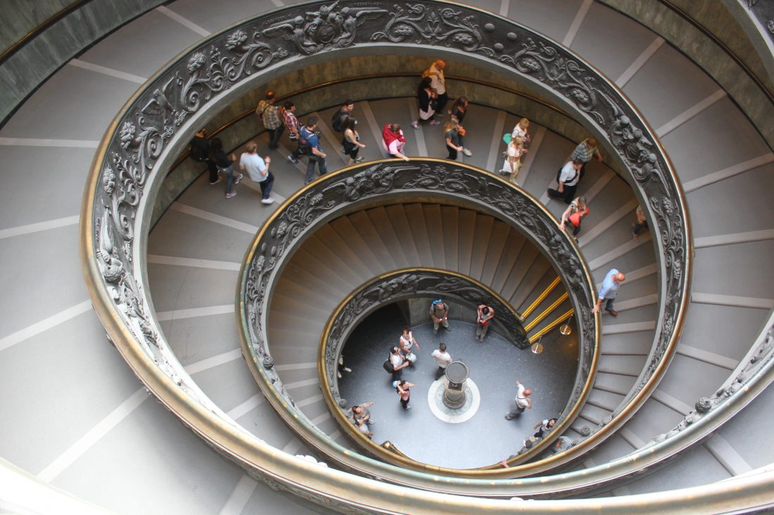 4 Days in Rome - Tips for Rome Vatican museums 1