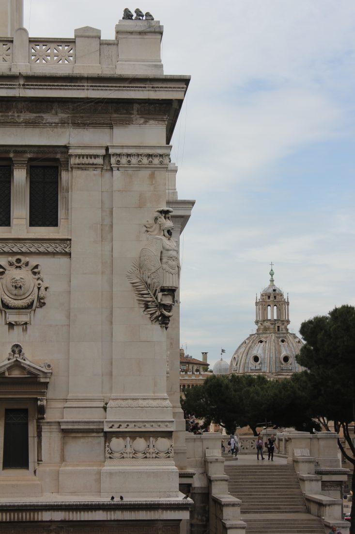4 Days in Rome - Tips for Rome arcitecture 2