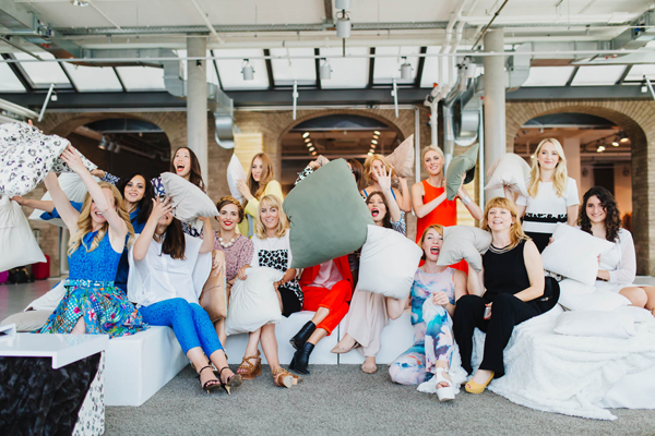 Marc Cain Event, 11 bloggers – 11 cities