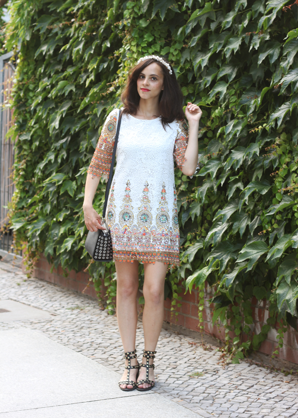 amandine fashion blogger berlin germany chicwish dress