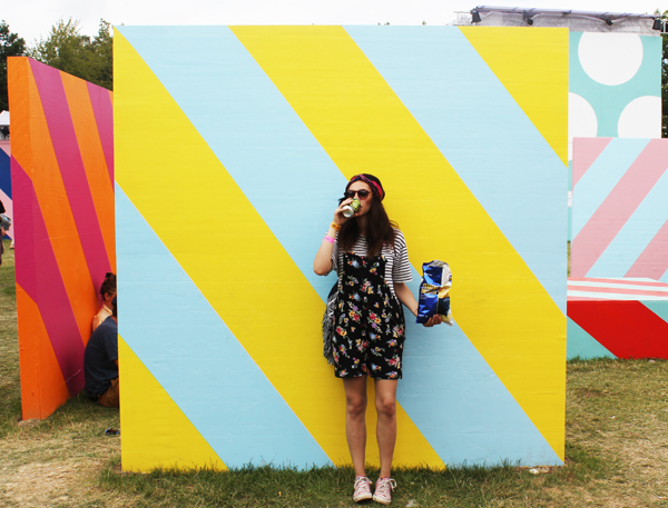 amandine fashion blogger berlin germany roskilde festival 2014