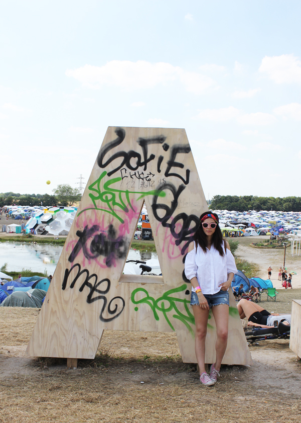 amandine fashion blogger berlin germany roskilde festival photo diary 2014