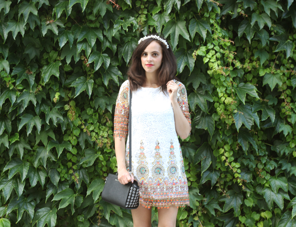 fashion blogger berlin germany chicwish baroque shiftdress