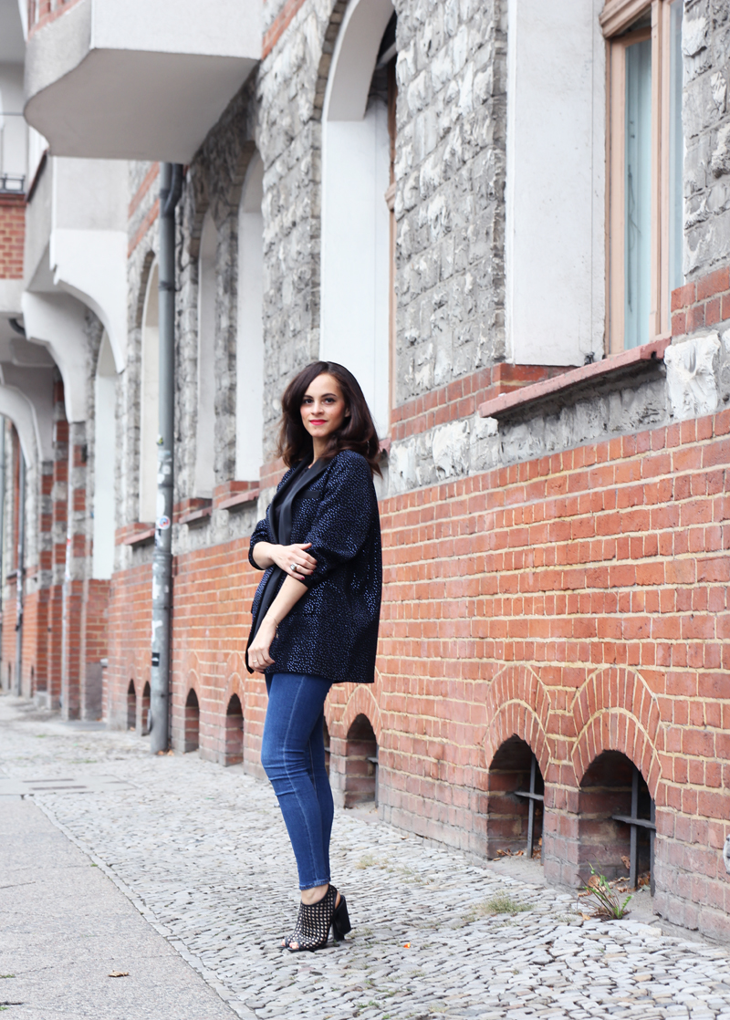 amandine fashion blogger berlin germany sequined blazer hm studio 2014