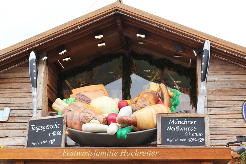 Hochshreiter Wiesn Oktoberfest Munich