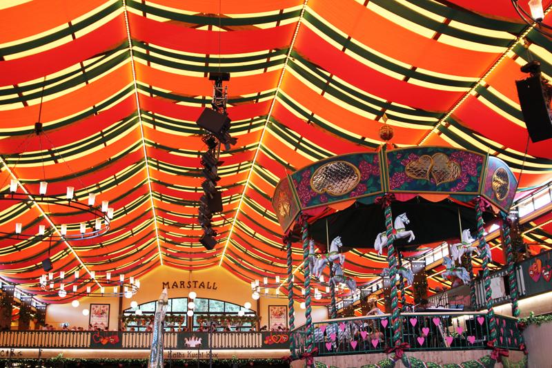 Marstall carousel Wiesn Oktoberfest