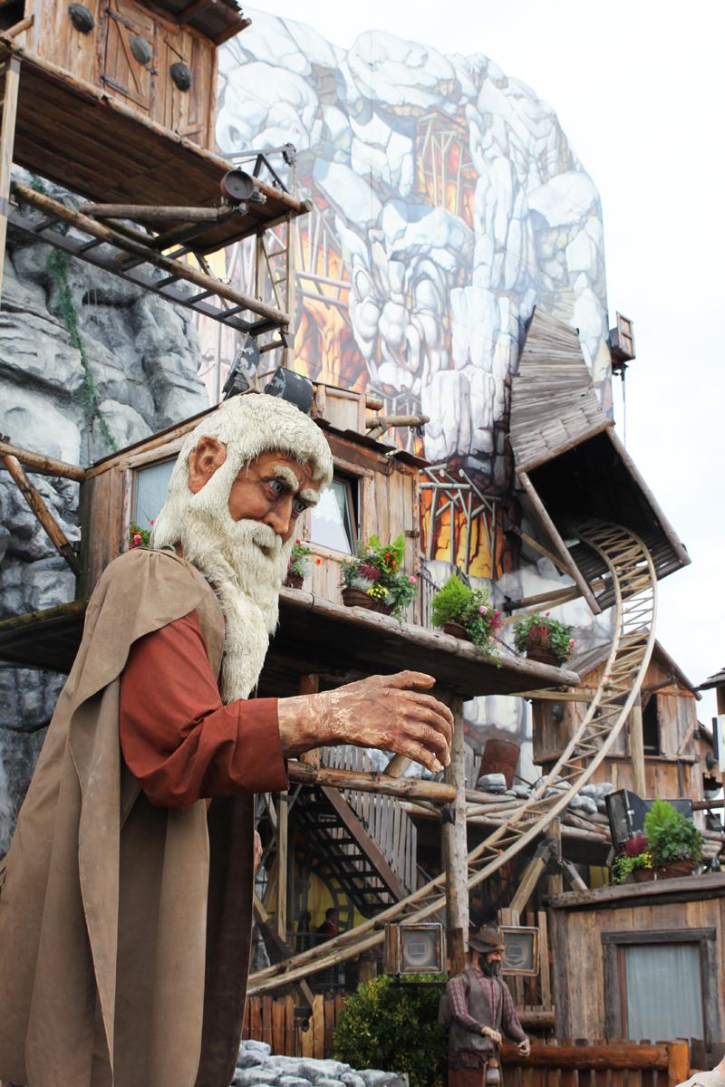 oktoberfest wiesn 2014 attraction