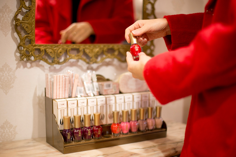 amandine fashion blogger sabon store opening köln cologne 4