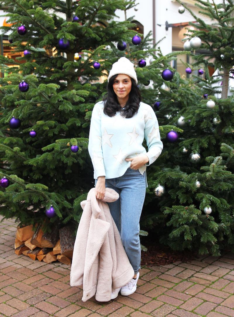amandine fashion blogger berlin germany chicwish star sweater