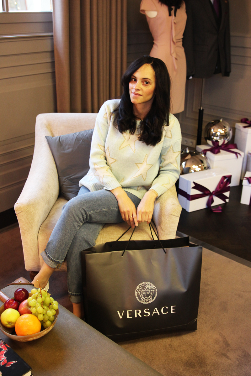 amandine fashion blogger berlin germany shopping at wertheim village review