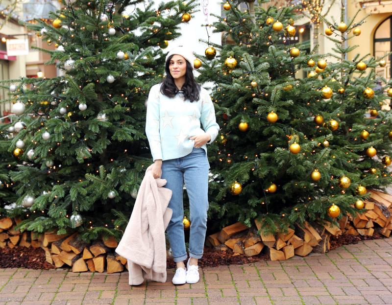 amandine fashion blogger berlin germany star sweater chicwish