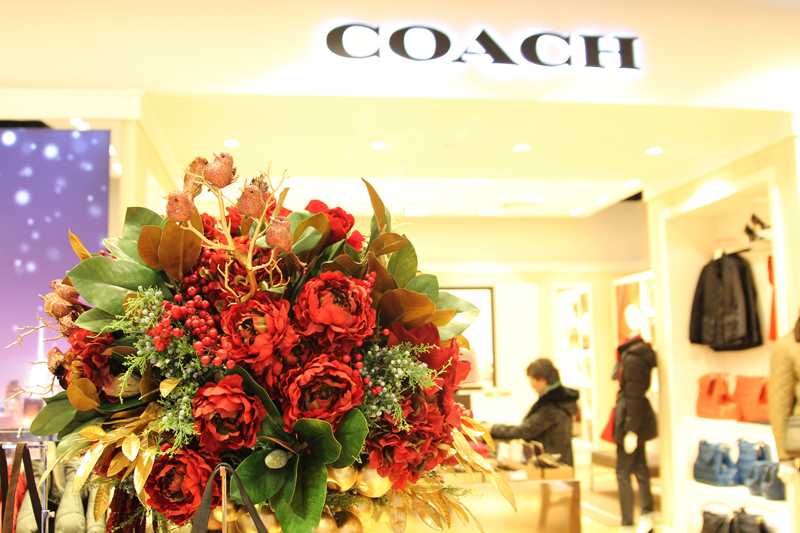 coach store wertheim village