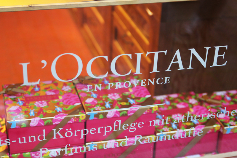 wertheim village l occitane store