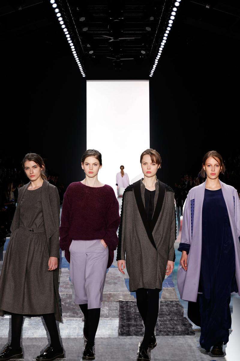Isabell de Hillerin Show - Mercedes-Benz Fashion Week Berlin Autumn/Winter 2015/16