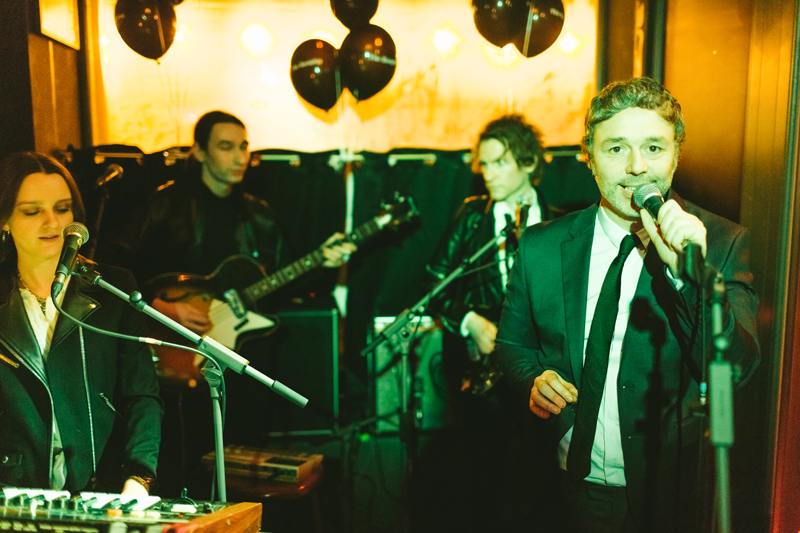 The Kooples Party_at Chelsea Bar Berlin_20.01.2015_Band Baxter Dury_1