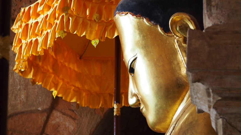 Bagan burma myanmar january 2015