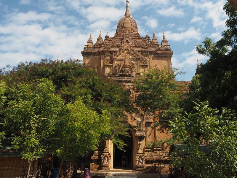 Highlights of Myanmar Bagan temple