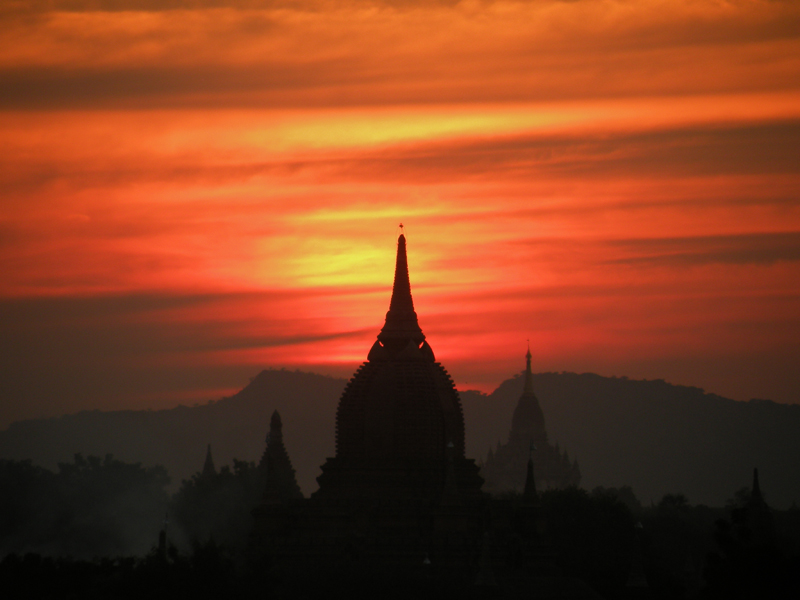 Highlights of Myanmar | itinerary