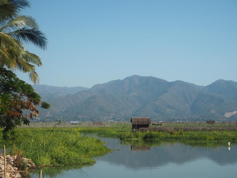 Inle lake highlights of Myanmar Burma