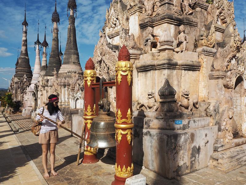 Kakku Myanmar itinerary Burma