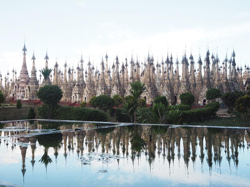Highlights of Myanmar Inle Lake Kakku