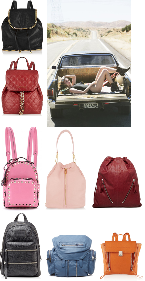 leather backpacks 2015 michael michael kors susannah valentino rockstud marc by marc jacobs packrat stella mc cartney falabella backpack asos elizabeth and james cynning sling 3.1 phillip lim pashli orange alexander wang marti blue