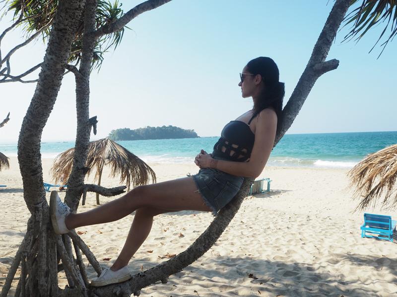 beach holidays in Myanmar Ngwe Saung beach