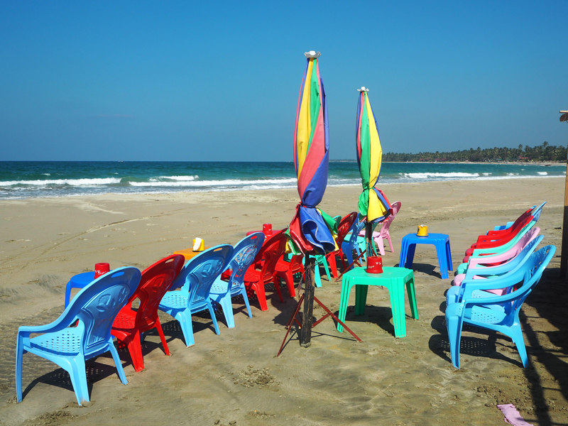Ngwe Saung beach Myanmar route itinerary