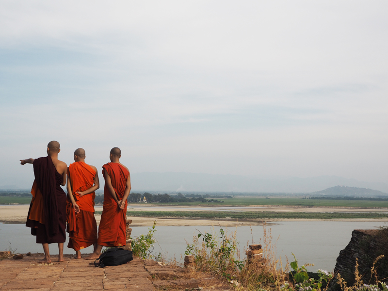 Myitkyina Sagaing Myanmar itinerary Burma