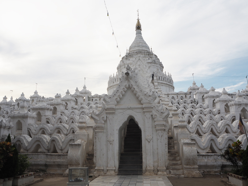 Mandalay Sagaing Myanmar itinerary