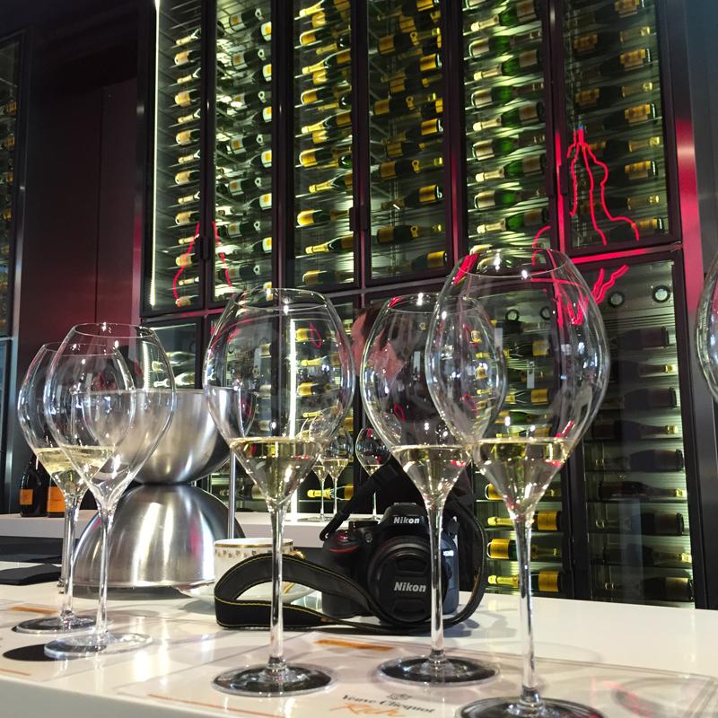 champagne tasting veuve clicquot ambassador event reims