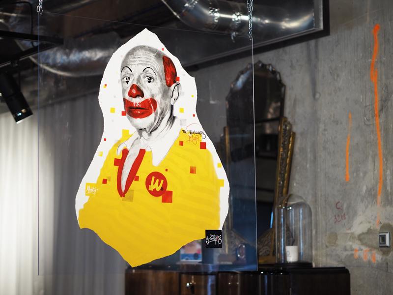 entrance art hotel molitor paris m gallery collection
