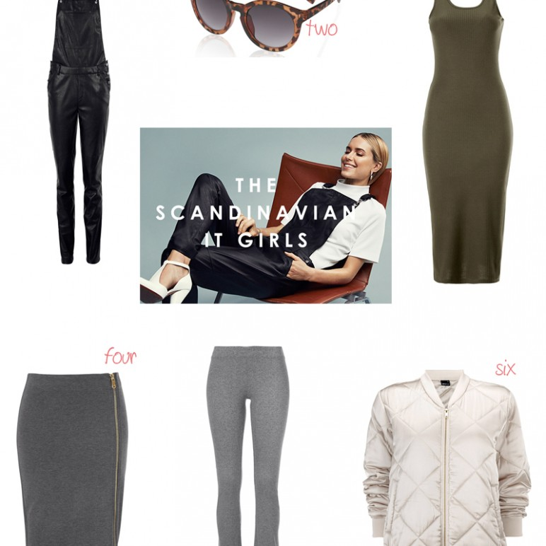 Favorites from the Pernille Teisbaek X Gina Tricot collection