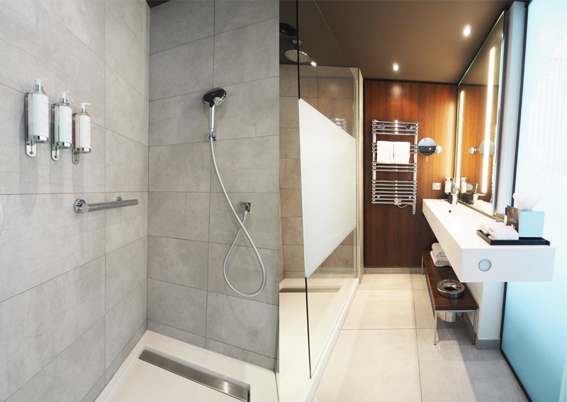hotel molitor m gallery collection bathroom shower