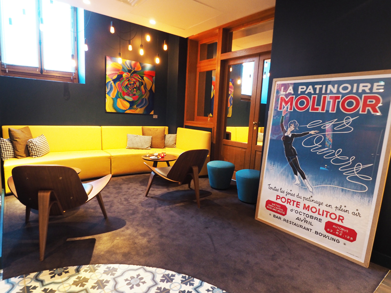 restaurant hotel Molitor Paris mgallery collection