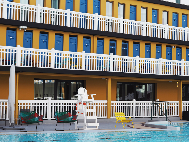 hotel Molitor Paris outdoor swimming pool mgallery collection