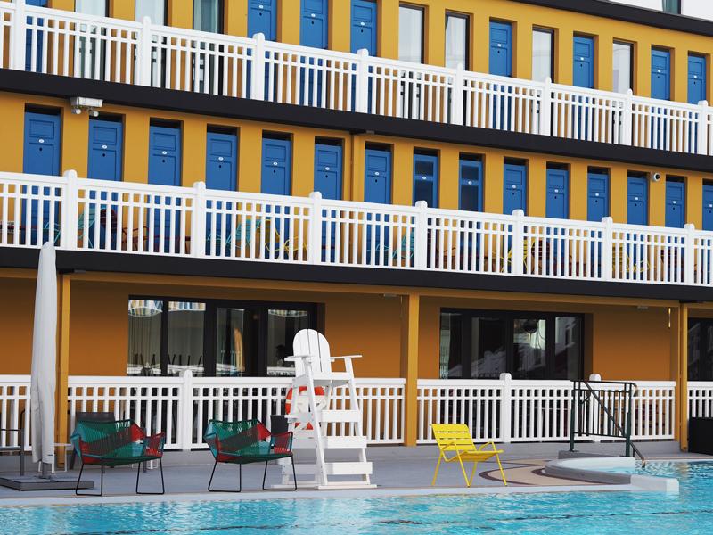 pool hotel molitor paris france