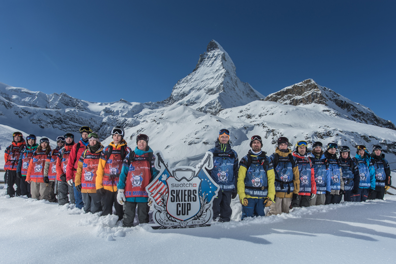 Swatch Skiers Cup 2015 - www.swatchskierscup.com