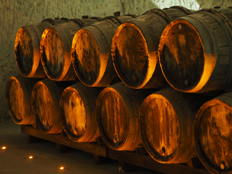 veuve clicquot cellars reims france