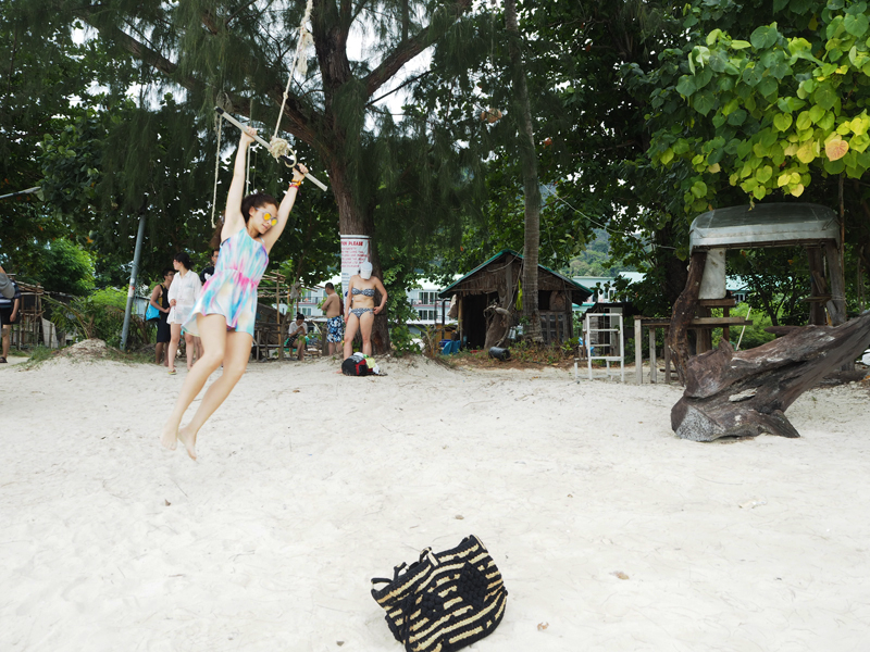 fun Koh Phi Phi Island