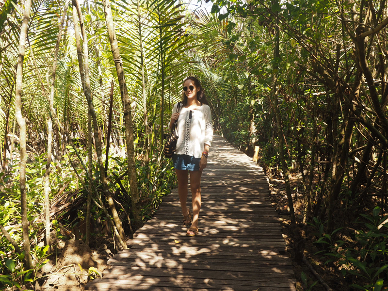 amandine travel blogger from berlin germany six senses koh yao noi thailand